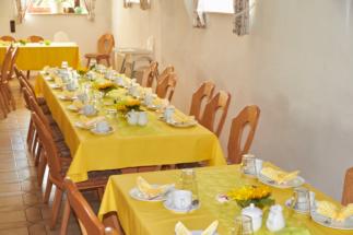Speise- und Tagungssaal